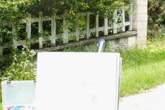 Les peintres d'Argenteuil à Rhus juillet 2007 -11