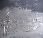 Logo d'ÉPiais-Rhus en gravure