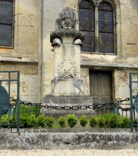 Monuments aux morts d'Épiais-Rhus